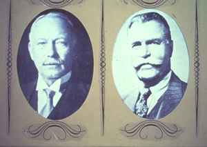 Edwin Binney and Harold Smith
