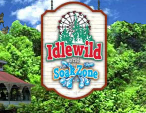 Idlewild and SoakZone Logo