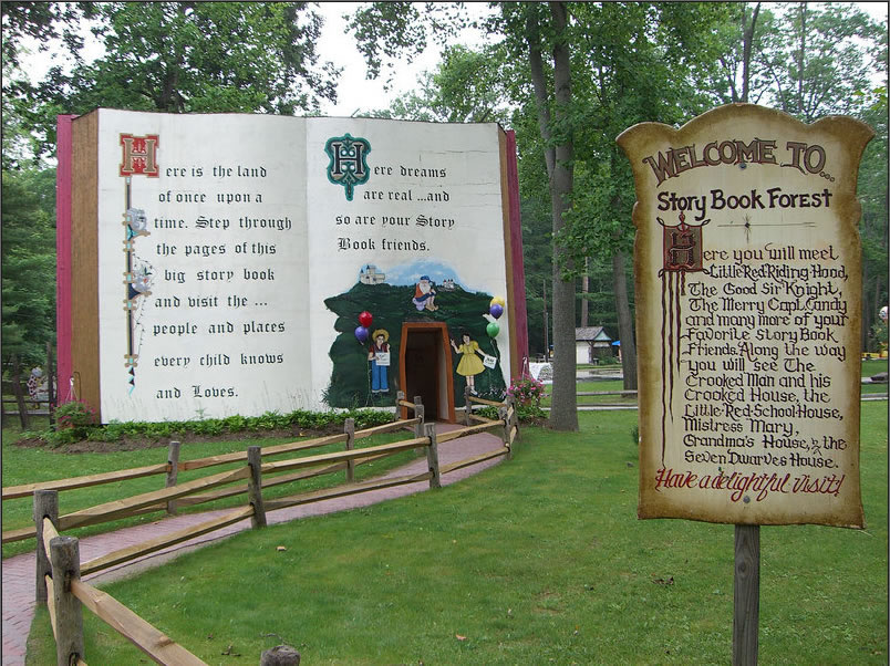 Idlewild and SoakZone Storybook Village