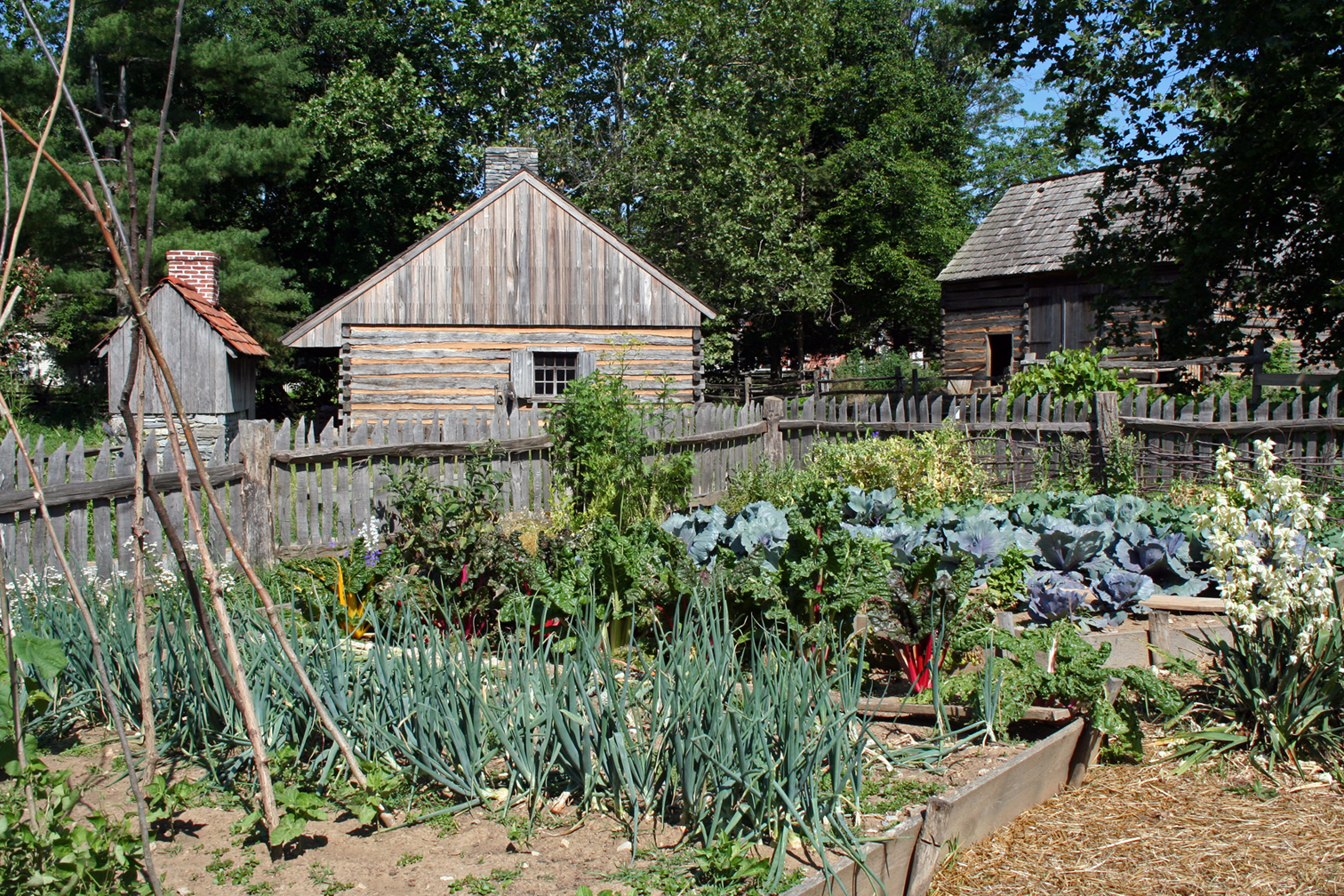 Log Farm and Garden