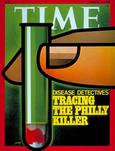 Time Magazine's Philly Killer cover
