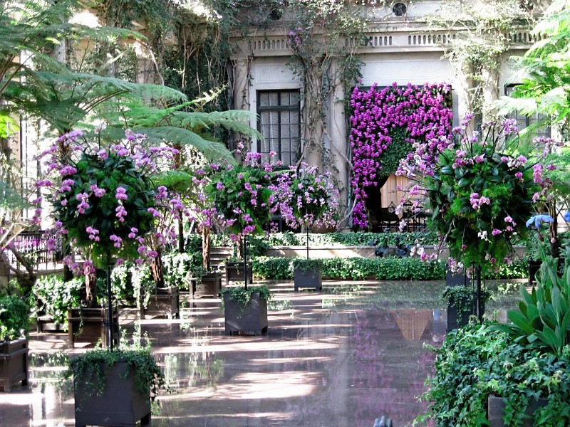 Conservatory at Longwood Gardens