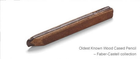 Oldest Pencil in existence