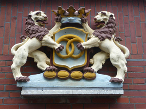 Pretzel Coat of Arms