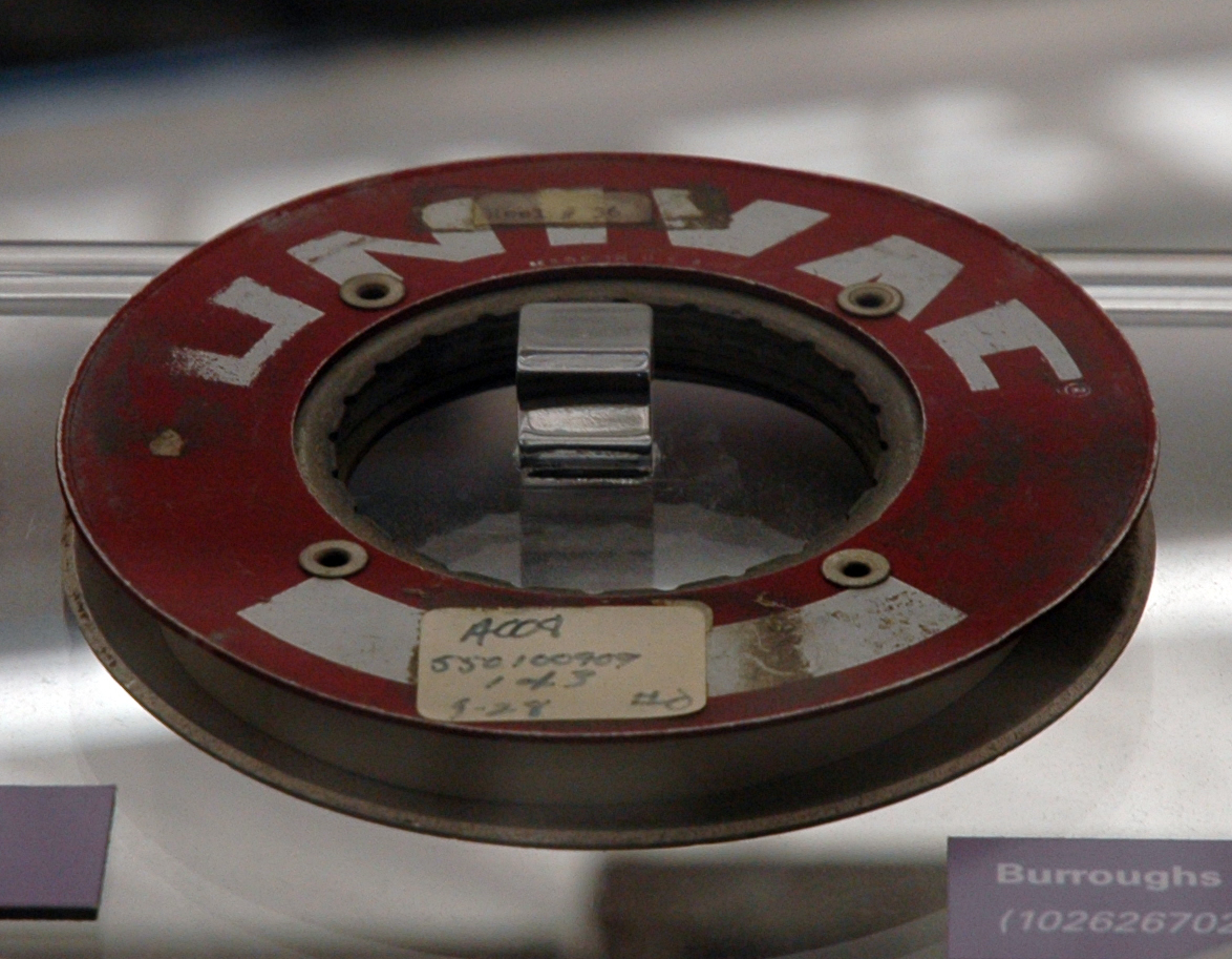 Spool of Magnetic Tape