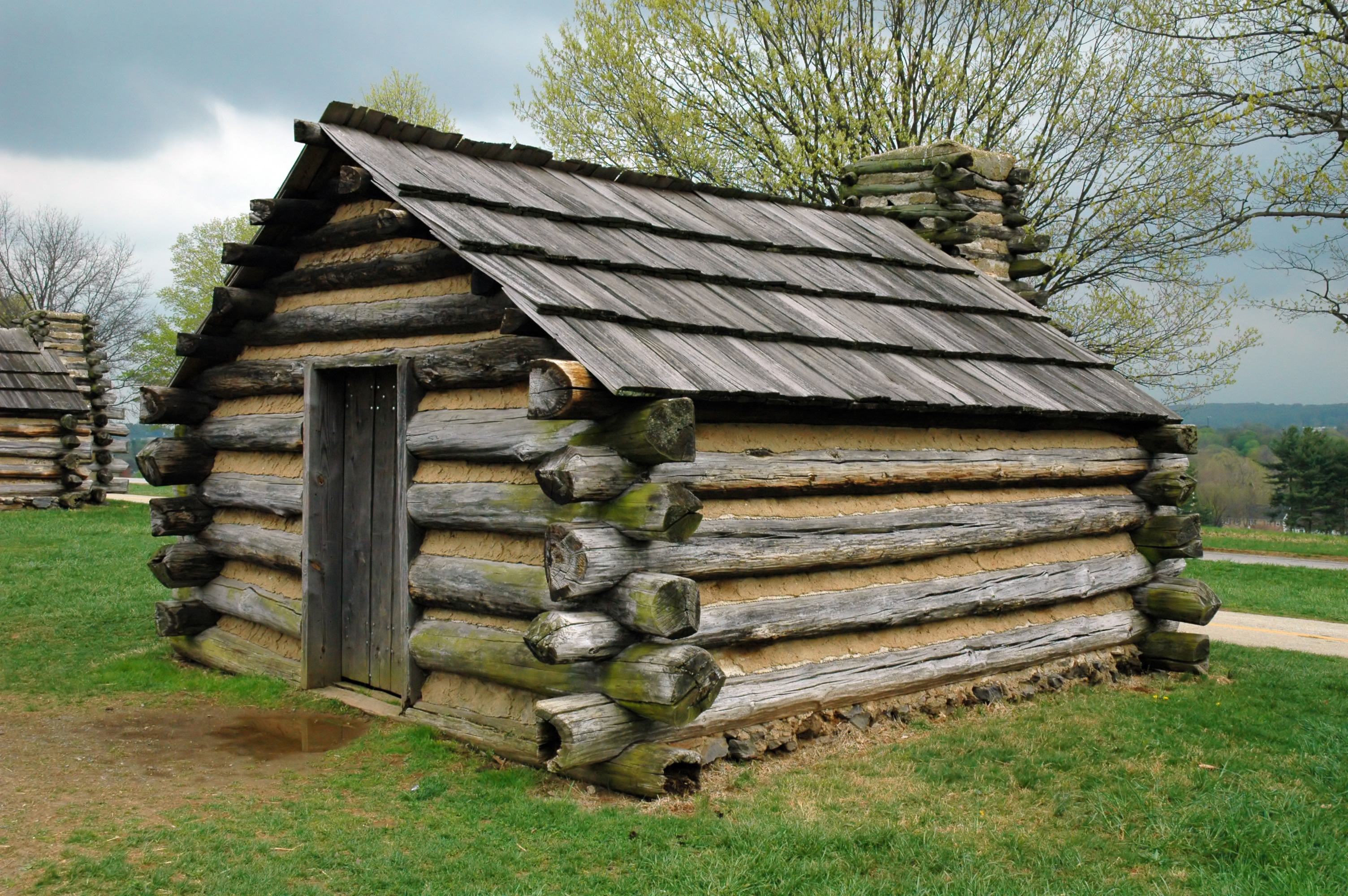 Cabin at Valley Forge