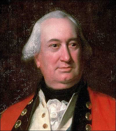 Portrait of General Cornwallis