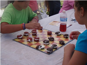 Whoopie Checkers