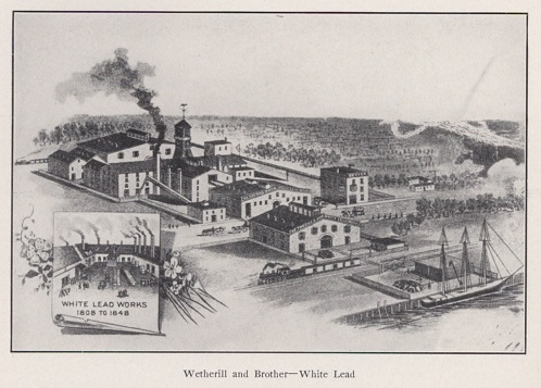 Wetherill's Factory